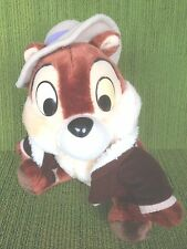 "VINTAGE- DISNEYLAND - CHIP N DALE RESCUE RANGERS - CHIP - 9"" PLUSH SOFT TOY -"