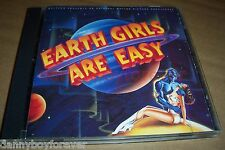 Earth Girls Are Easy CD Soundtrack Depeche Mode Route 66 The Nile Rodgers Mix