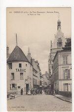 Dreux Tour Hennequin & Porte de Ville France Vintage Postcard 287a