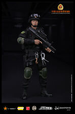 *NIB* Damtoy 1/6 Chinese People's Armed Police Force Anti-Terrorism Force Figure