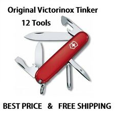 1.4603 VICTORINOX SWISS ARMY POCKET KNIFE TINKER RED VI53341 53341 BRAND NEW