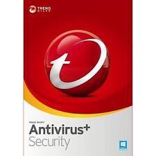 Trend Micro™ Antivirus+ Security 10 / 2017 / 3 PCs  1 Jahr / Download