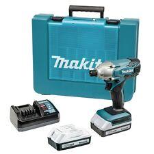 Makita TD127DWE 18V 1.3Ah Cordless Impact Driver Drill / 220V Charger