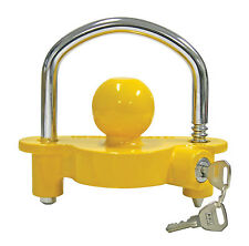 NEW Reese 72783 Universal Trailer Coupler Lock With 2 Keys Free Shipping