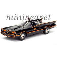JADA 98225 CLASSIC TV SERIES BATMAN 1966 BATMOBILE 1/32 DIECAST MODEL CAR BLACK