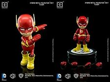 HEROCROSS Hybrid Metal Figuration 017 DC Comics The Flash Diecast Action Figure