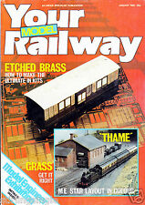 Your Model Railway Magazine - JAN 1985 Issue V2#1 - FAIR Condition