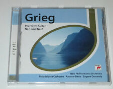 CD/GRIEG/PEER GYNT SUITEN 1+2/ANDREW DAVIS/ORMANDY/Sony 82876883672