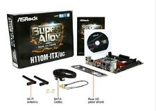 NEW ASRock Mini ITX Motherboard, Intel i5 Quad Core CPU,8GB DDR4 Gaming PC COMBO