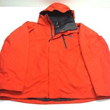 North Face Men's M Varius Guide Shell Jacket Waterproof Windproof Coat A6BG XL
