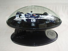 Signed Juan Pablo Montoya 2002 Autosport Awards Table Centre Piece.
