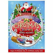 NEW: The Sights & Sounds of Christmas: Holiday Sing-Along (15 songs) DVD [V49]