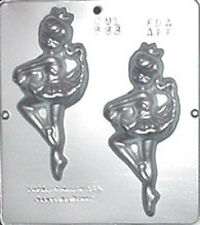 Ballerina Chocolate Candy Mold  533 NEW