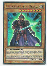 Legendary Knight Hermos DRL3-EN062 Ultra Rare Yu-Gi-Oh Card 1st English Mint New