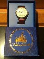 Disneyland Hong Kong 10th Anniversary Watch New In The Box Rare
