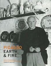 SOTHEBY'S Pablo Picasso Unique Ceramics Collection MADOURA Auction Catalog 2015