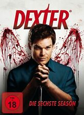 Dexter - Season 6  [4 DVDs] (2013) FSK 18