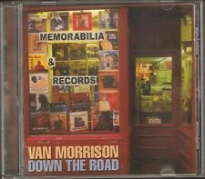 VAN MORRISON Down The Road CD 14 track BOOKLET 20 page 2002