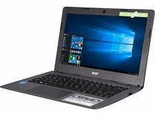 "Acer AO1-131-C7DW 11.6"" Laptop Intel Celeron N3050 (1.60 GHz) 2 GB Memory"