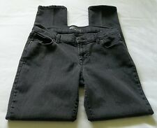 """OLD NAVY Faded Gray Wash """"SKINNY DIVA"""" Jeans Sz 10s (28 In Inseam)-"""