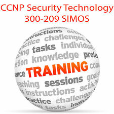 Cisco CCNP Security Technology 300-209 SIMOS - Video Training Tutorial DVD