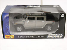 Maisto Special Edition Hummer H2 Sut Concept 1:27 scale NIB