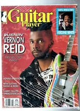 Guitar Player Magazine - October 1988