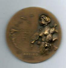 Spinning Distaff / Animal / Dairy Cattle / Cow Teats / Milk / Bronze Medal! M25