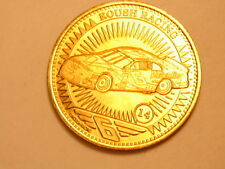 1998 Pinnacle Mint Collection - Roush Racing #14 medal