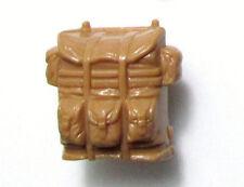 OUTBACK ~ Tan Survival BACKPACK~ Gi Joe Parts~ Vintage 1987 v1  Hasbro~