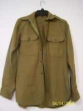 WWII Military Shirt