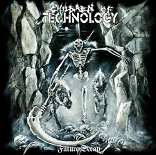 Children of Technology-Future Decay-CD-thrash metal