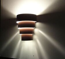 4 Tiered Theatre Style Hard Wired Wall Sconce/light Fixture