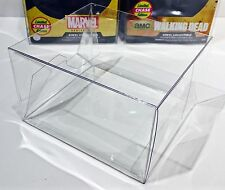 10 Box Protectors For FUNKO DORBZ Standard Size  Custom Clear Display Cases New