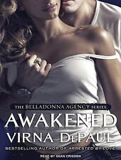 Belladonna Agency: Awakened 2 by Virna DePaul (2014, MP3 CD, Unabridged)