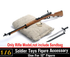1:6 Ti-Lite T8007 Metal WWII Japan Soldier Arisaka Type 38 Rifle Model Gun Toys