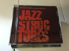 Conte Candoli Jazz Structures REMASTERED CD 2005  8436019581322