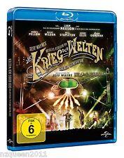 Jeff Wayne's Musical Version von Der Krieg der Welten [Blu-ray] * NEU & OVP *