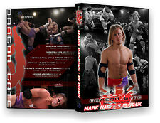 Official Dragon Gate UK : Mark Haskins in DG:UK DVD