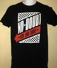 NO DOUBT PUSH AND SHOVE 2012  SMALL T-SHIRT GWEN STEFANI  ROCK OUT OF PRINT