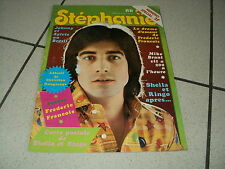 STEPHANIE 11 RINGO MIKE BRANT CLAUDE FRANCOIS VARTAN MEHDI OSMONDS LENORMAN