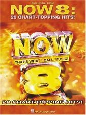 Now 8: Now That's What I Call Music! 20 Chart-Topping Hits!