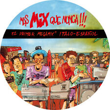 Mas Mix Que Nunca ..Picture Disc Edition