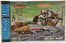 ORGUSS : ORGUSS TANK MADE BY ARII.  1/48 SCALE MODEL KIT (MLFP)