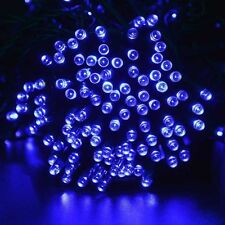 12/22m 100/200 LED Solar Power String Light Party Christmas Outdoor/Indoor Decor