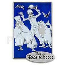 HITCHHIKING GHOSTS D23 EXPO 2009 Disney EVENT MEMBERSHIP EXCLUSIVE PIN