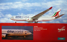 Herpa Wings 1:500  Airbus A330-200 SriLankan Airlines Oneworld 4R-ALH 527491