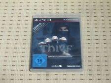 Thief Limitierte Sonderedition für Playstation 3 PS3 PS 3 *OVP*