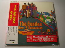 "The Beatles ""sous-marin jaune"" le Japon Mini LP shm CD 1st press"