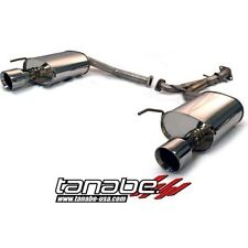 Tanabe Medalion Touring Rear Section Exhaust For Lexus GS300 GS350 GS430 T70112